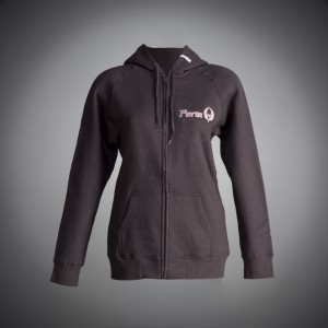 Ladies Zip Hood